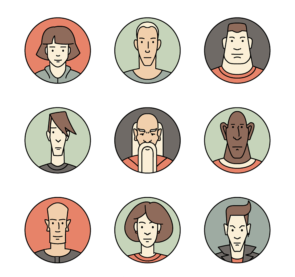 Channel Marketing Personas