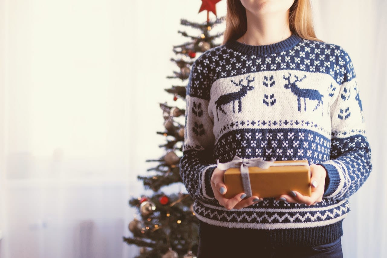 christmas jumper and brand personality